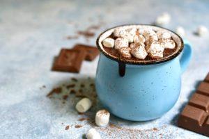 vloerverwarming kosten warme chocolademelk